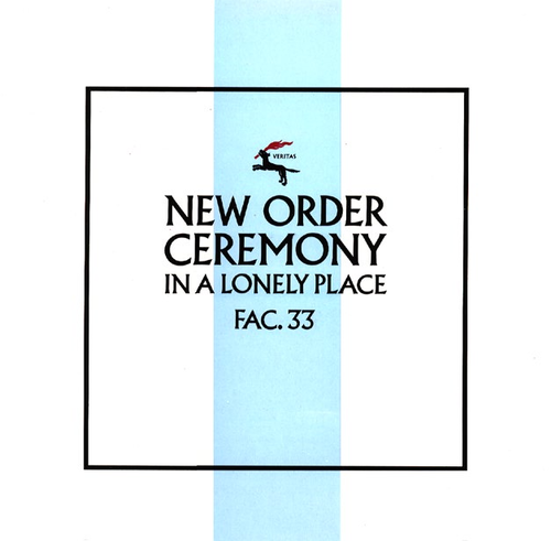 New Order–Ceremony (Factory Records, 1981)