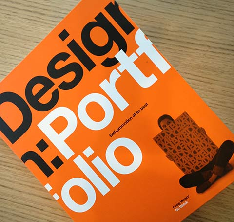 Cover of Design:Portfolio