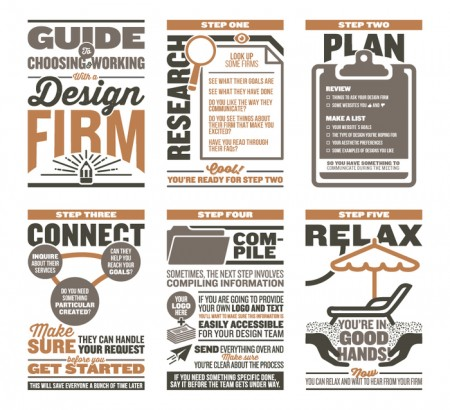 Illustrated Guide to Working With a Design Firm by Entermotion