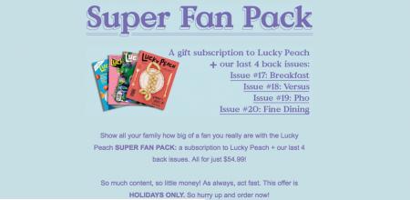 luckypeach