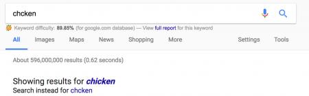 chcken-google-search